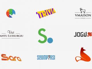 External S. projects. <i>Loghi, web design, App design e user interface develop</i>