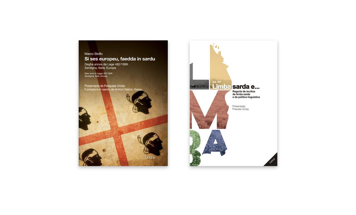 Iskra Edizioni. Design delle copertine e impaginazione del libro.