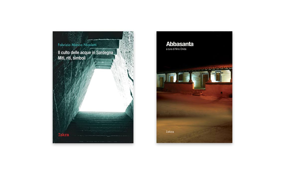 Iskra Edizioni. Design delle copertine.