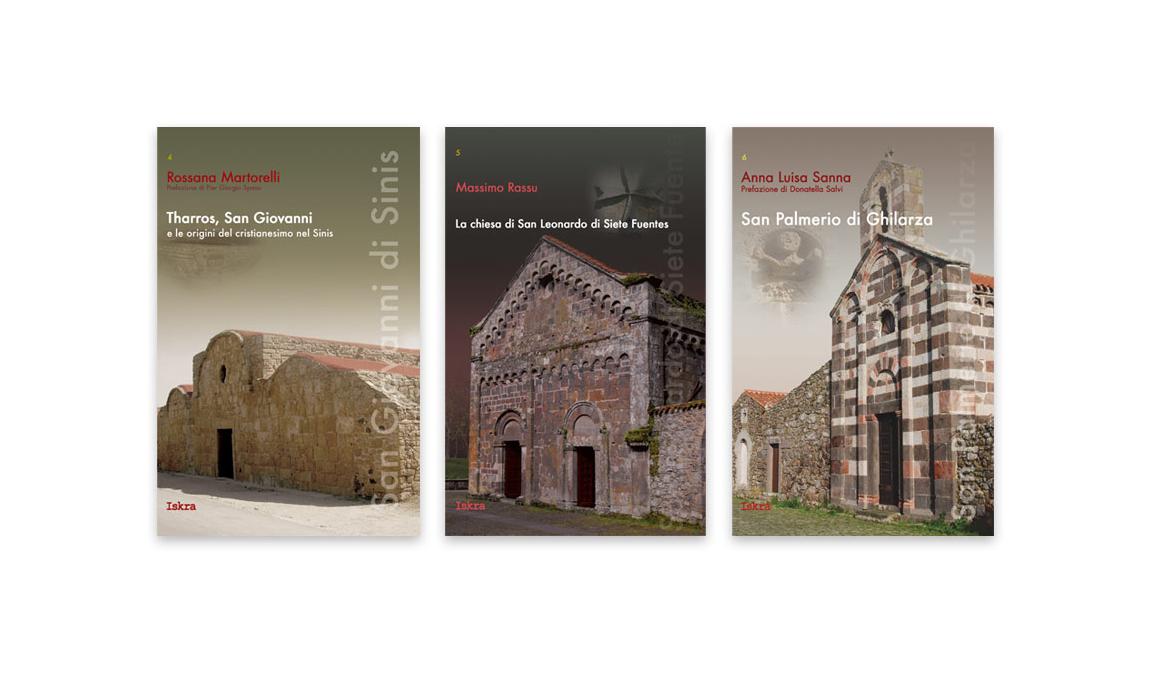 Iskra Edizioni. Design della copertina e impaginazione degli impianti grafici.