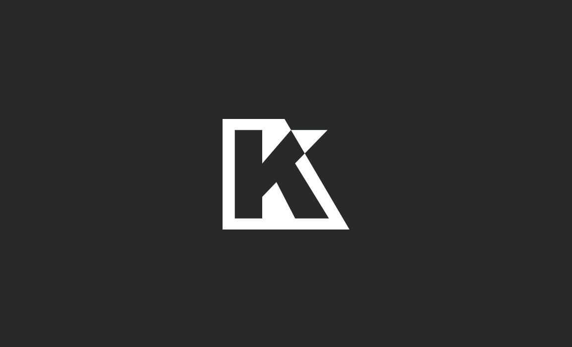 Kubrick Lounge café. Brand identity.
