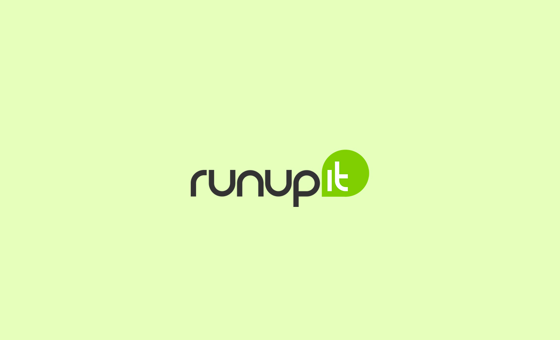 Runup. Studio del brand.