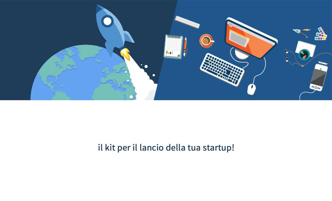 SOS startupper. Immagine di copertina per Facebook e ricerca stilistica illustrativa.