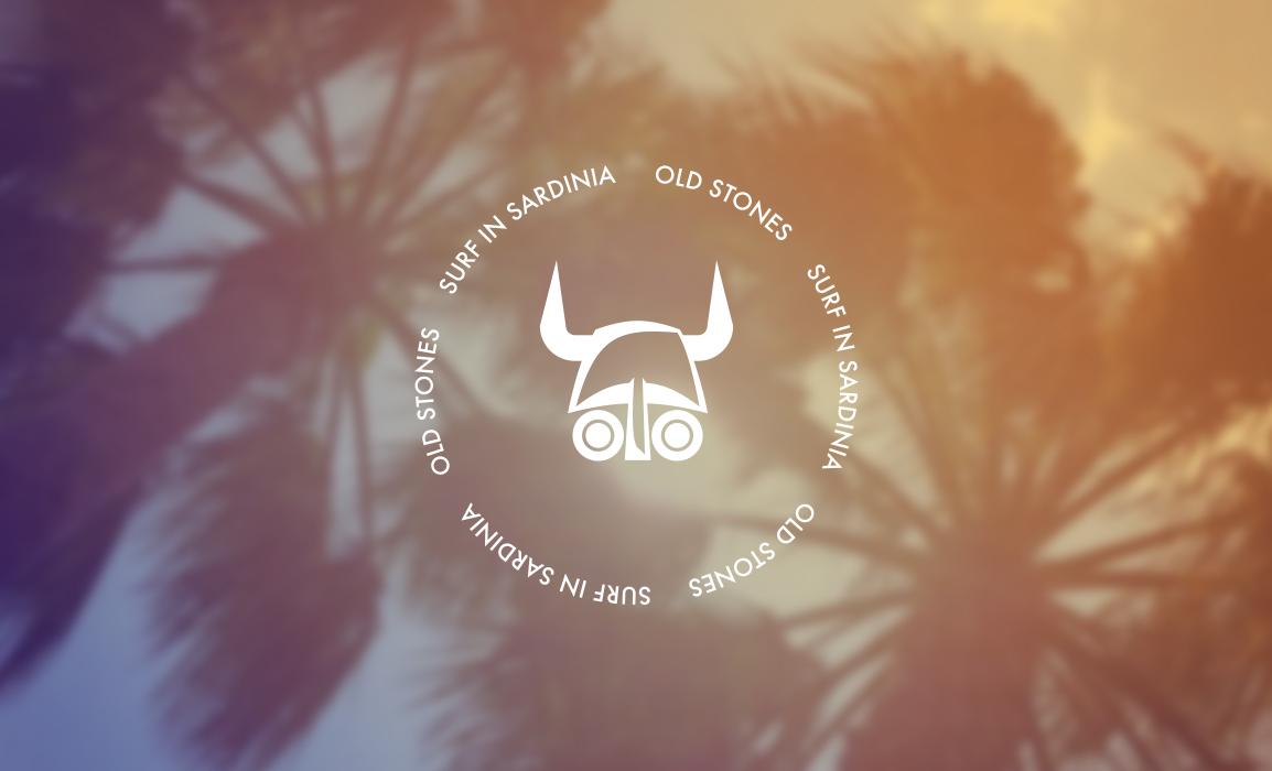 Old Stones Store. Realizzazione del brand, delle stampe per le t-shirt e dei poster in vendita nello shop online.