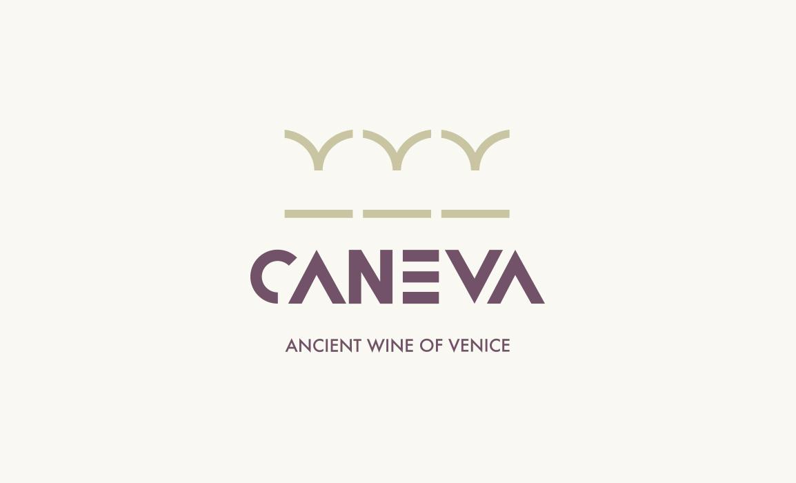 Logo utilizzato dal cliente con la stilizzazione dei merli nelle 2 torri all'ingresso dell'Arsenale di Venezia.