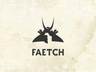Faetch, Japanese style. <i>Stilizzazione, restyling e logotipo</i>