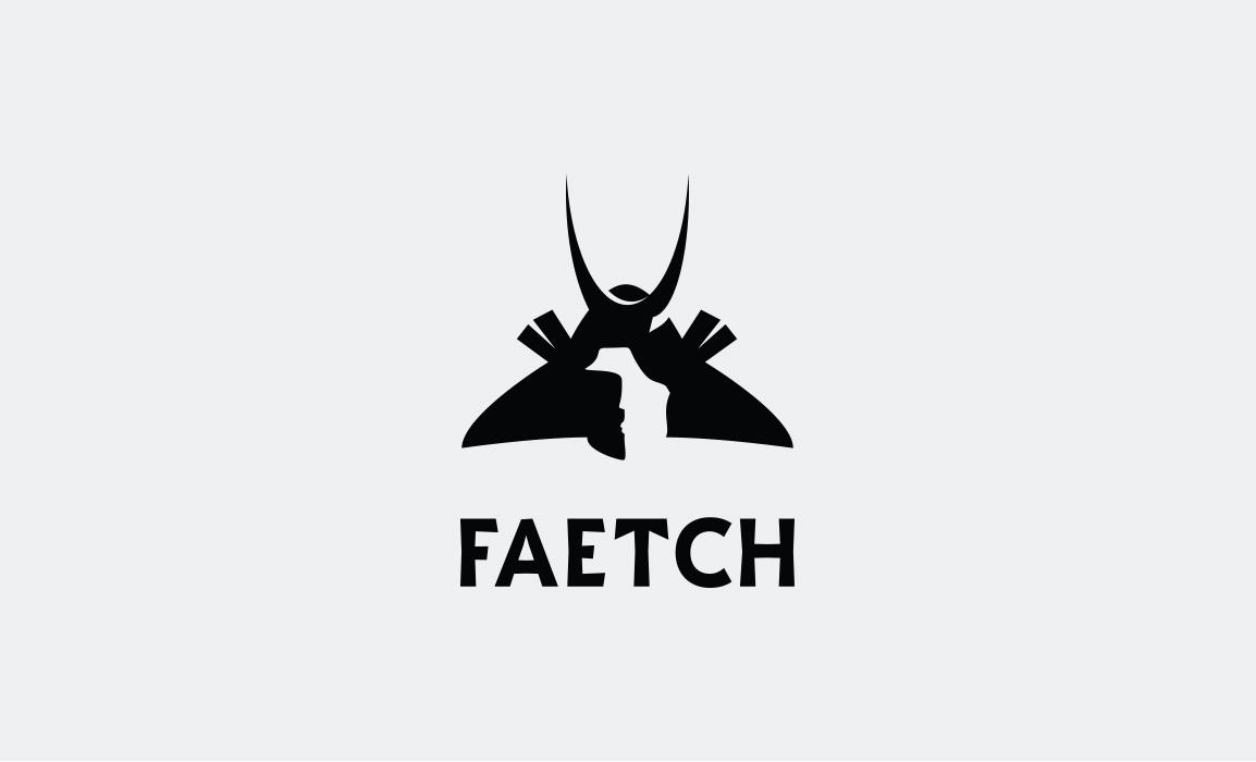 Il logo era richiesto minimal e adatto per essere applicato e cucito sui capi.