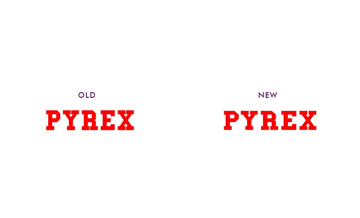 Processo di restyling del vecchio logotipo; modifica proporzioni lettere, crenatura, diagonali e struttura corpo dei caratteri.