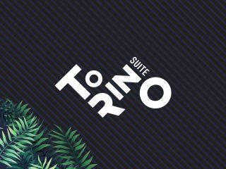 Torino Suite, soggiorna nel cuore di Torino. <i>Logo design e concept</i>