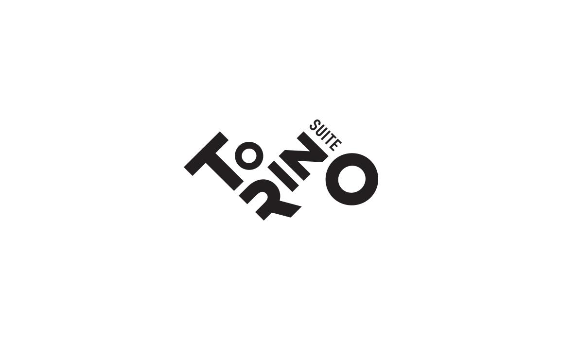 """Il logo rappresenta la scomposizione della parola """"Torino"""" e la ricomposizione in un ordine più dinamico ed estroverso."""