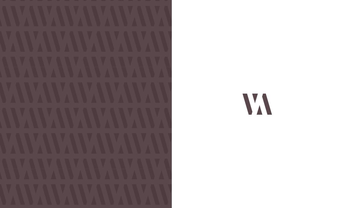 Nella fase di progettazione grafica è stata inclusa la creazione di un pattern basato sulla ripetizione del marchio.