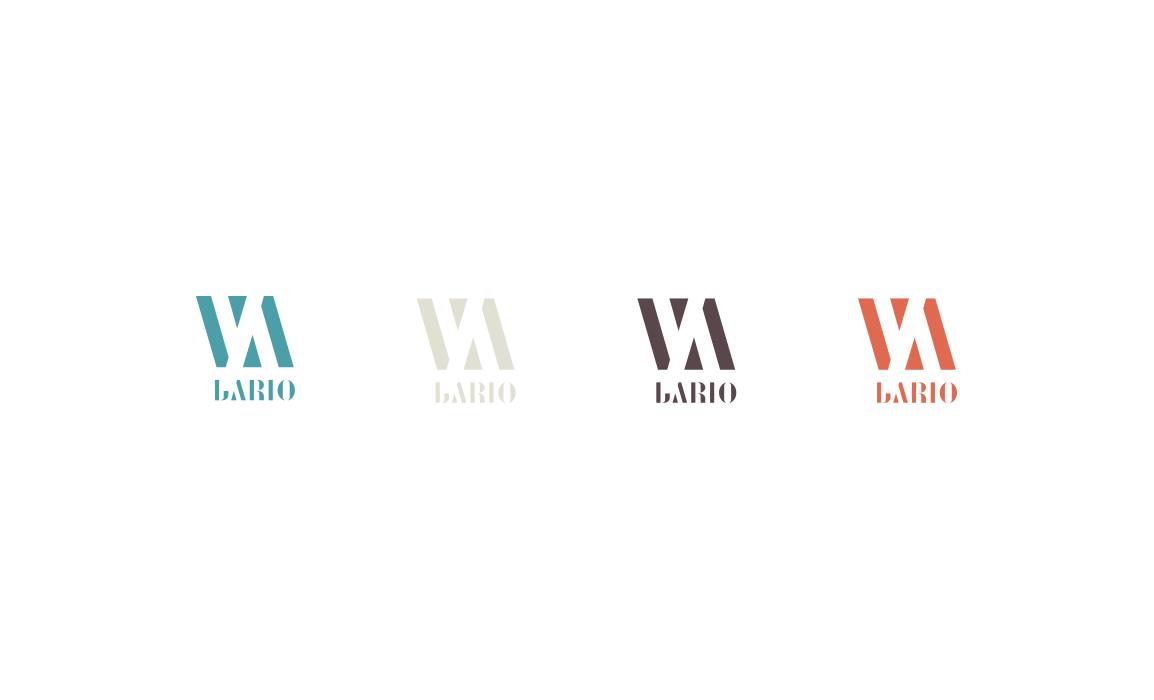 realizzazione di un marchio astratto che richiamasse lo stile grafico del logo. I pantoni scelti richiamano l'ambiente proprio delle cliniche di bellezza.