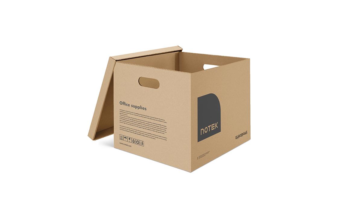 Packaging e applicazione del marchio sugli imballaggi.