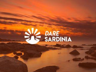 Dare Sardinia, Your unforgettable experience. <i>Logo, social e comunicazione</i>