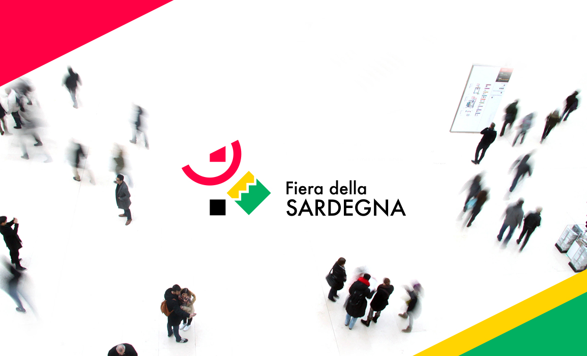 Applicazione del logo su una immagine promozionale.