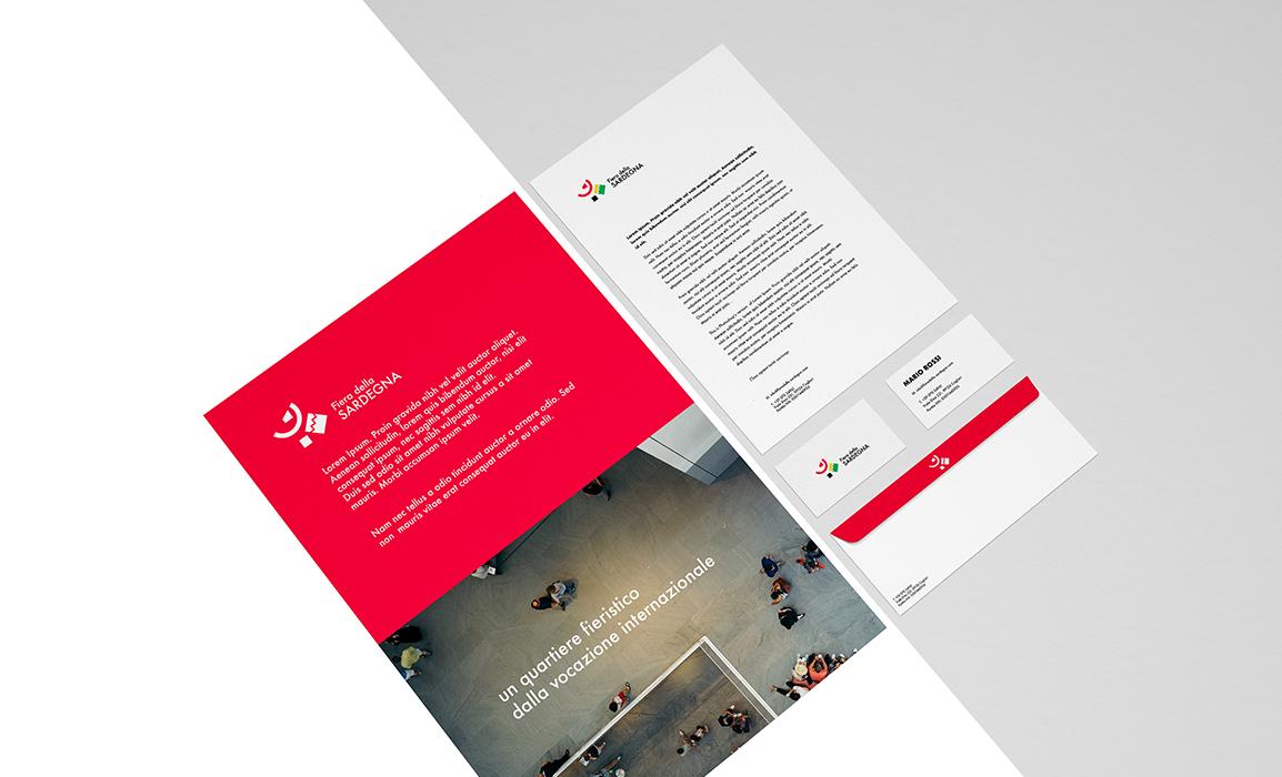 Studio dell'immagine coordinata e della brand identity aziendale.