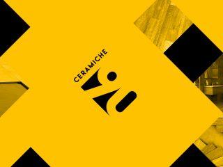 Ceramiche 90. <i>Logo, Brand Identity, Comunicazione</i>