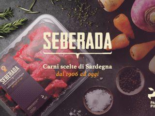 Seberada, brand identity e comunicazione per Paolo Piras