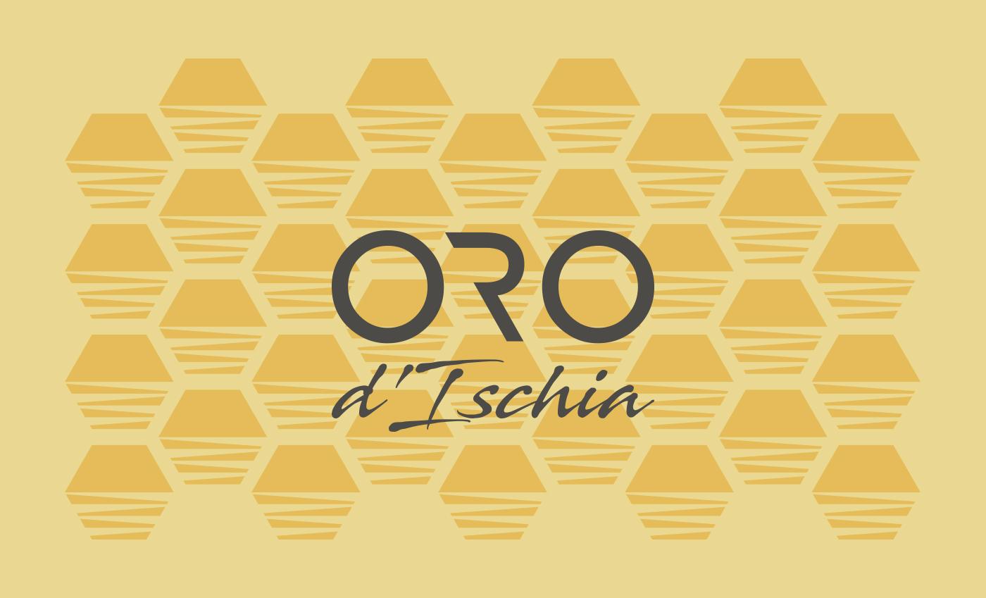 Realizzazione di un pattern dal modulo del marchio; anche il lettering è stato modificato per seguire le diagonali del marchio.