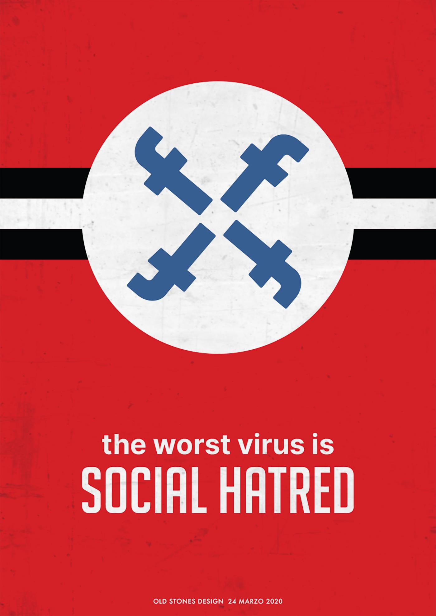I social networks, e in particolare Facebook, vengono erroneamente usati per sfogare il proprio bisogno d'odio contro alcune categorie.