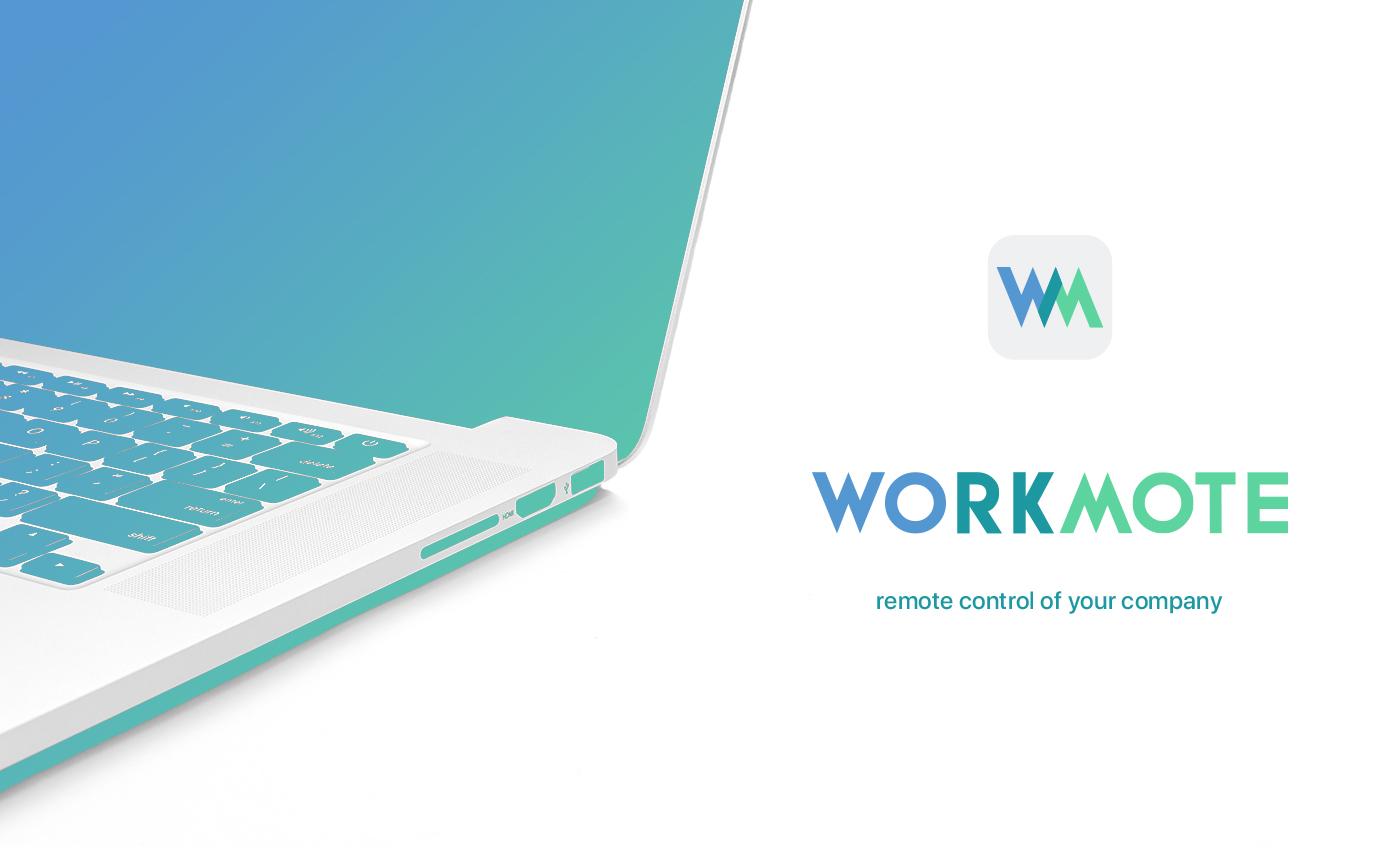 Workmote è l'unione delle 2 parole work e remote.