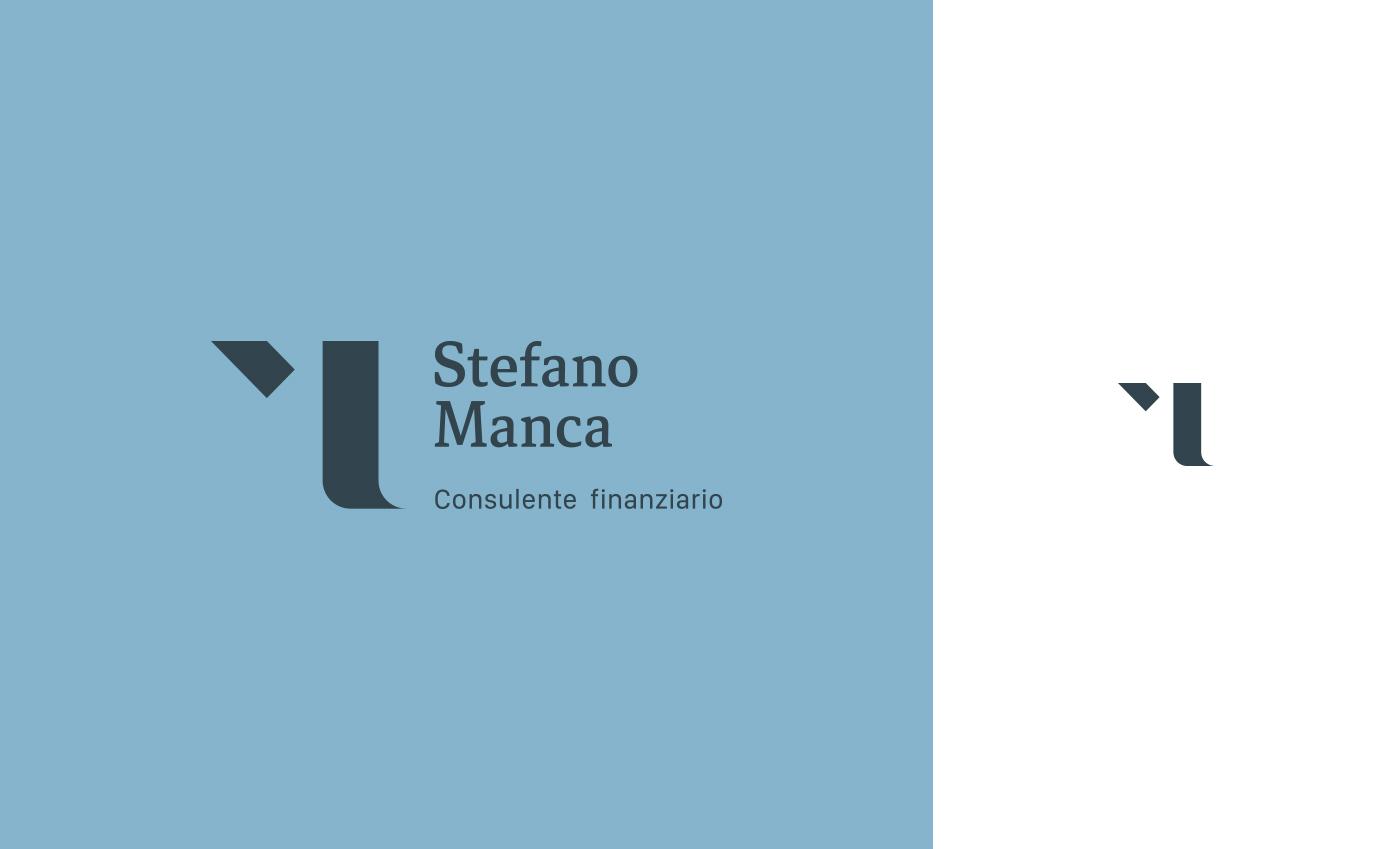 Questi sono due esempi di utilizzo del logo, nel primo completo di payoff e nel secondo con il solo marchio.