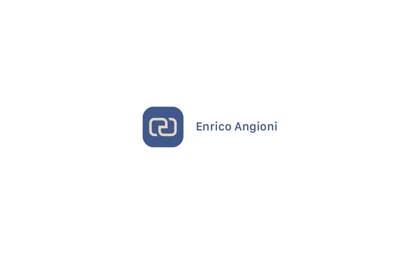 Il marchio ottenuto è stato accostato ad un lettering più vicino all'ambiente delle startup, utilizzando il San Francisco, il font ufficiale della maggior parte delle app social.