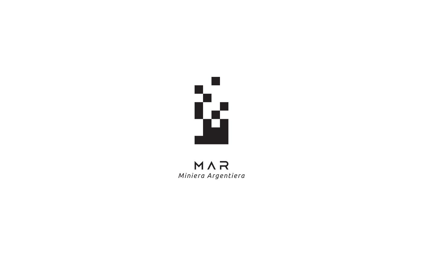 Il marchio vuole staccarsi nettamente dal significato della parola MAR e vuole invece fornire al visitatore una chiave di lettura diversa e attinente al museo.