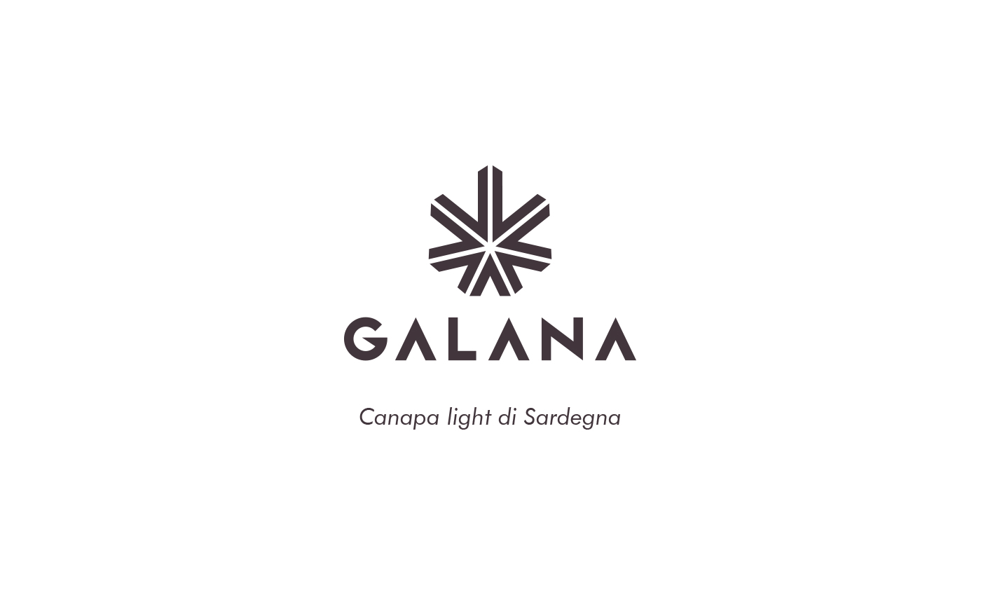 La composizione del logo ha una impostazione vintage con simmetria centrale. Il lettering è minimal e il marchio è costruito sul modulo della lettera A.