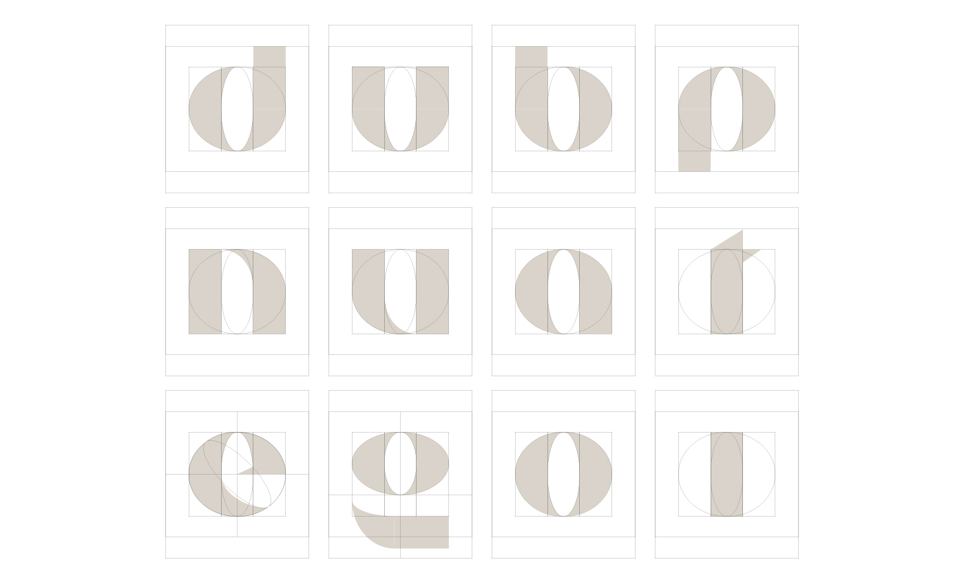 Per attribuire continuità è stato creato un font originale, sans serif, che rivisita uno stile gotico/medioevale in una chiave minimal e moderna. Con questa unità sarà possibile creare anche altri loghi appartenenti alla stessa cantina.