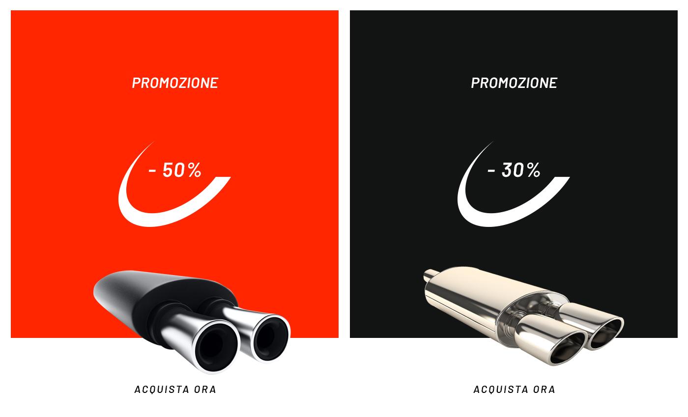 Il semicerchio funziona anche indipendentemente dal logotipo, e può essere abbinato al Google Font Barlow nella versione Italic con una crenatura del 20%.